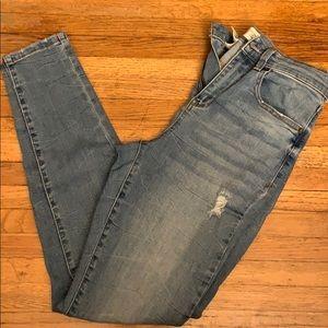 Mudd FLX Stretch High-Rise Jean Leggings